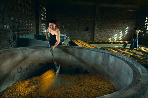 酿造设备的专业厂家——兴宁市糖酒设备厂